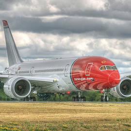 Jeff Cook - Norwegian 787
