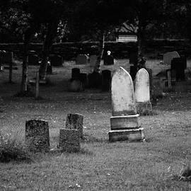 David Broome - Norwegian Arctic Graveyard
