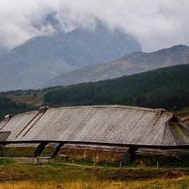 David Broome - Norwegian Arctic Viking Longhouse