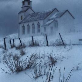 David Broome - Norwegian Winter Church