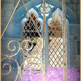 The Creative Minds Art and Photography - Nostalgic church window