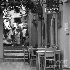 Paul Cowan - Nostos Hotel in Chania