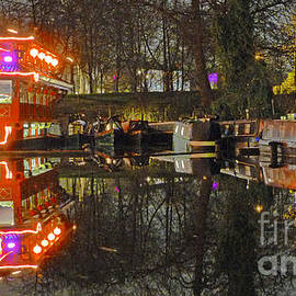 NOT FOR SALE - Canal Reflections