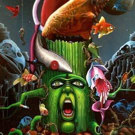 Carlos Blanco - Screaming Nature