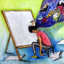 Rishabh Ranjan - Nothing To Draw Today