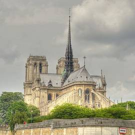 Linda Covino - Notre Dame from the Seine