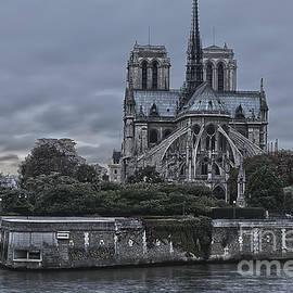 Philip Pound - Notre Dame Paris by Night