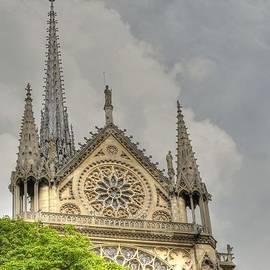 Linda Covino - Notre Dame steeples
