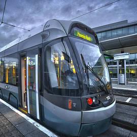 Shehan Fernando - Nottingham tram station 2.0