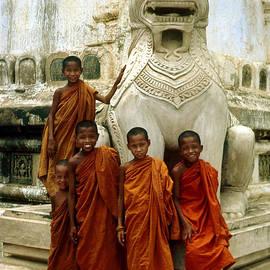 Eva Kato - Novice Monks