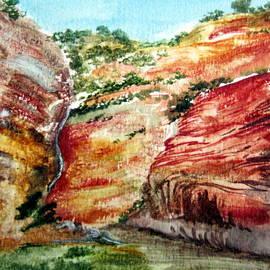 Roberto Gagliardi - NT Gorge Australia