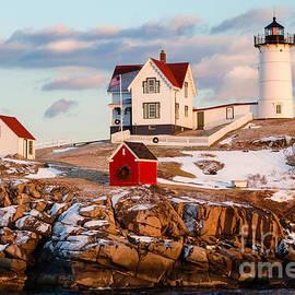 Dawna  Moore Photography - Nubble Light York Maine