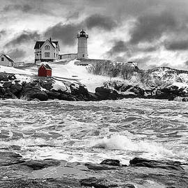 John Vose - Nubble Lighthouse After the Storm