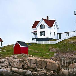 Glenn Gordon - Nubble Lighthouse Cape Neddick Maine 3