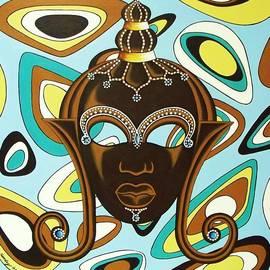 Joseph Sonday - Nubian Modern  Mask