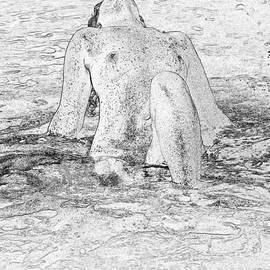 Hans Zwakman - Nude 1