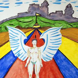 Stormm Bradshaw - Nude Angel Road