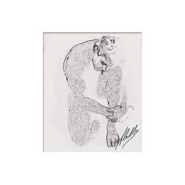Quim Abella - Nude draw