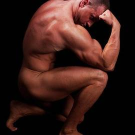 M and L Creations - Nude Male 2