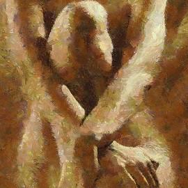 Dragica  Micki Fortuna - Nude Study