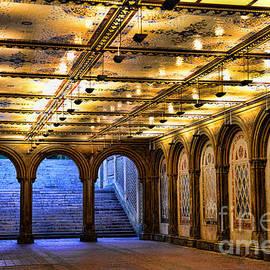 Paul Ward - NYC Bethesda Terrace