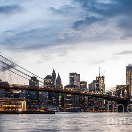 Hannes Cmarits - NYC Brooklyn Bridge