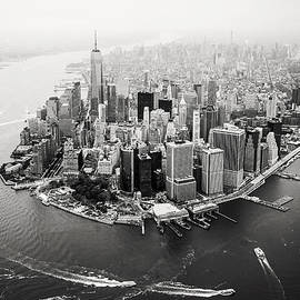 Nina Papiorek - NYC Manhattan Aerial