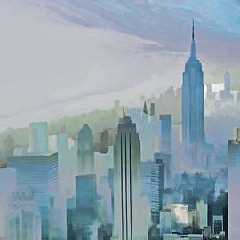 Regina Geoghan - NYC Morning Blues