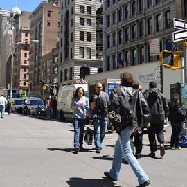 Sue Rosen - NYC stroll 3