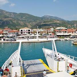 David Fowler - Nydri harbour Lefkada