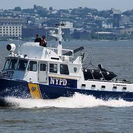 Martin Jones - NYPD Harbor Unit