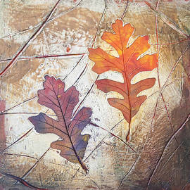 Rebecca Stahr - Oak Leaf Pair