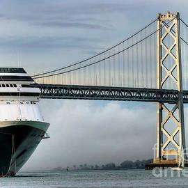 Tap On Photo - Oakland Bay Bridge