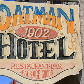 Donna Kennedy - Oatman Hotel