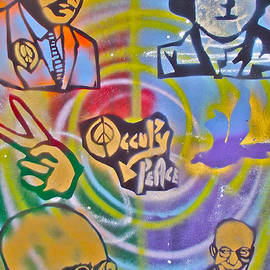 Tony B Conscious - Occupy 4 Peace