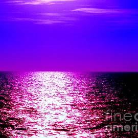 Anita Lewis - Ocean At Night Iii