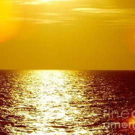 Anita Lewis - Ocean At Night V