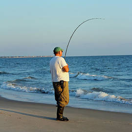Cynthia Guinn - Ocean Fishing