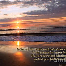 Sandra Clark - Ocean Isle Beach - God