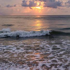 Dawna  Moore Photography - Ocean Sunrise Amelia Island Florida