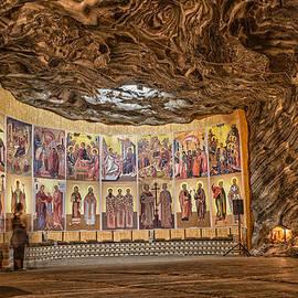 Dobromir Dobrinov - Ocnele Mari church