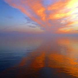 Joan Meyland - Ocracoke NC Sunrise