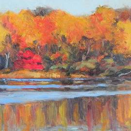 Michael Camp - October Pond