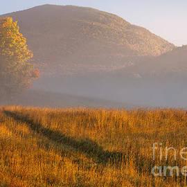 Alan L Graham - October Sunrise Landscape