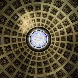 Joan Carroll - Oculus at the Baths of Diocleian