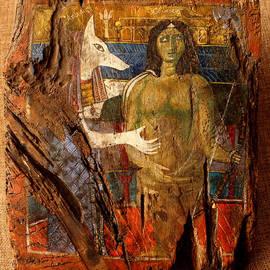 Lasha Sulakauri - Odisseus and Anubis