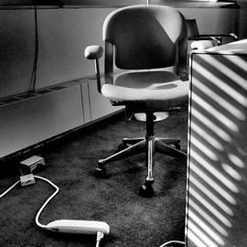 Miriam Danar - Office - Window and Chair