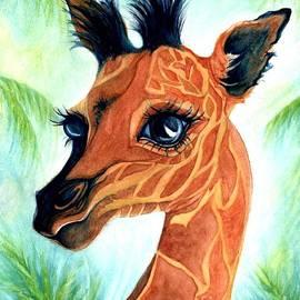Janine Riley - Oh baby giraffe