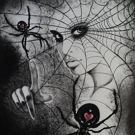 Carla Carson - Oh What Tangled Webs We Weave