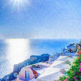 Dean Wittle - Oia Santorini Grk4178